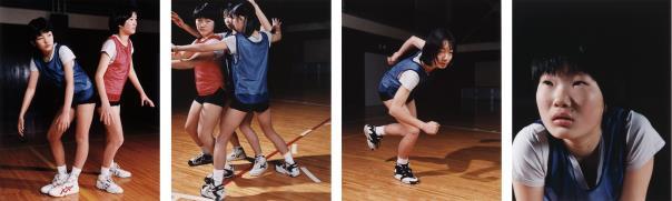 Sharon Lockhart-Chihiro Nishijima, Sayaka Miyamoto & Takako Yamada, Kumiko Shirai & Eri Hashimoto, Kumiko Kotaka-1997