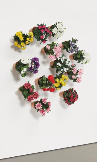 Hans-Peter Feldmann-Flower Pot-2009