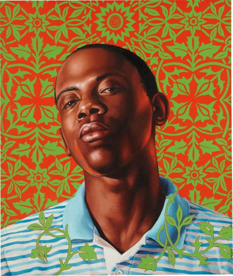 Kehinde Wiley-James Quin Actor-2008