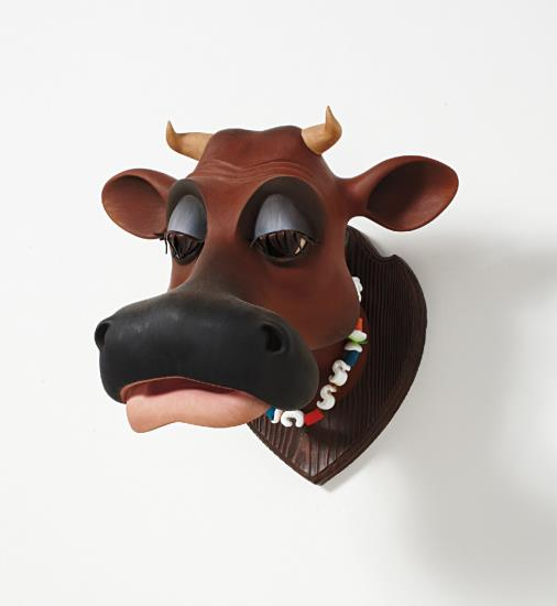 Daniel Oates-Trophy (Ursula The Cow) I-1991