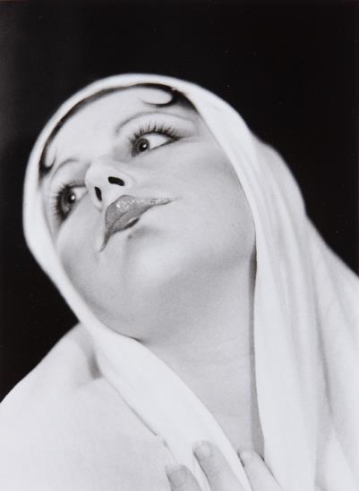 Cindy Sherman-Untitled (Madonna)-1997