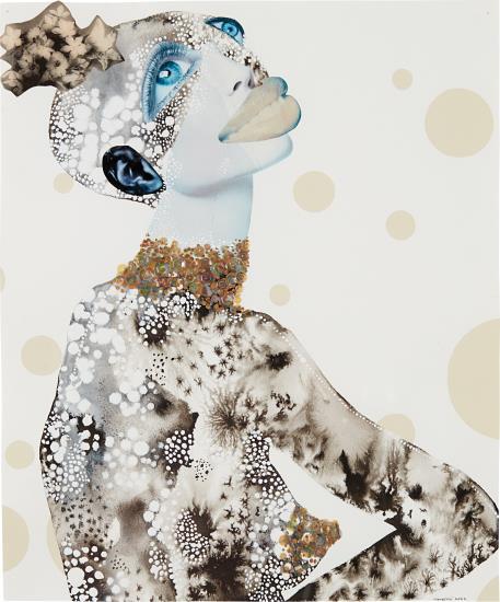 Wangechi Mutu-Collage-2002