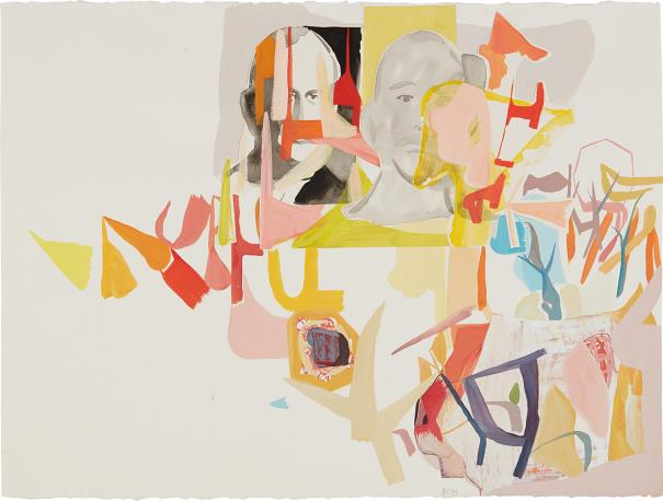 Amy Sillman-Untitled-2004