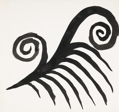 Alexander Calder-Untitled-1953