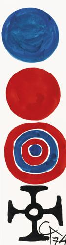 Alexander Calder-Untitled-1974