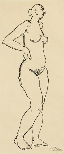 Alexander Calder-Untitled-1924