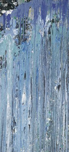 Larry Poons-Untitled (78 E-1)-1978