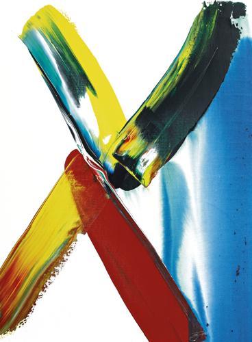 Paul Jenkins-Phenomena Tower Keep-1981