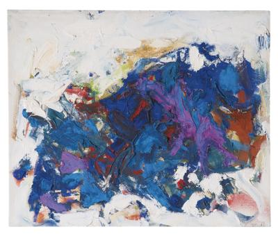 Joan Mitchell-Series July 25 (IV)-1966