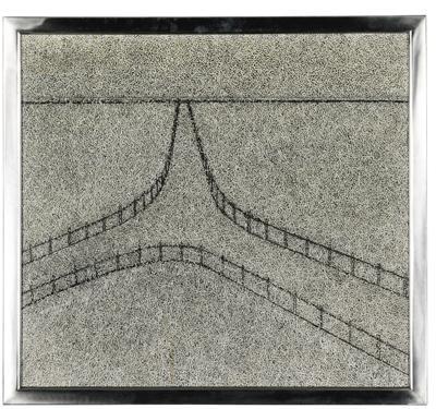 Richard Artschwager-Landscape #3-1970