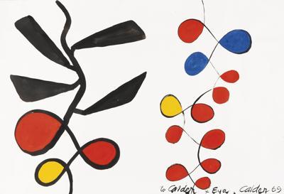 Alexander Calder-Untitled-1969