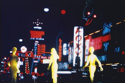 Laurie Simmons-Tourism: Las Vegas (Foxy) (2Nd View)-1984