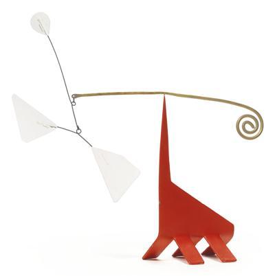 Alexander Calder-La Vache-1962