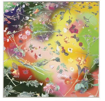Alex Da Corte-Acid Rain-2016