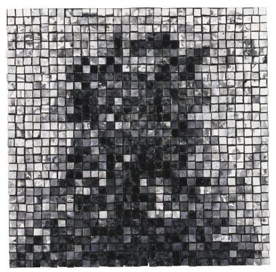 Jack Whitten-First Gestalt-1992