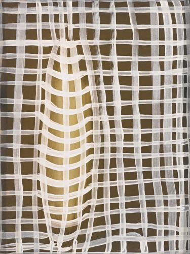 Ross Bleckner-Untitled-1990