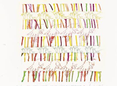 Ghada Amer-Untitled-1998