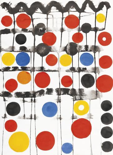 Alexander Calder-Untitled-1964