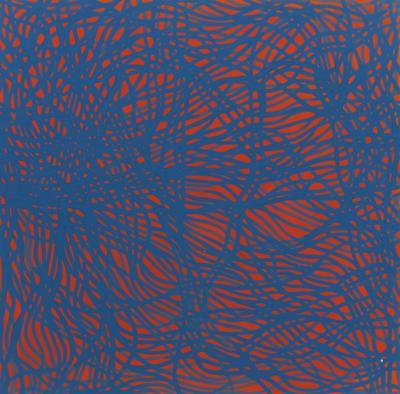 Sol LeWitt-Irregular Curves-2001