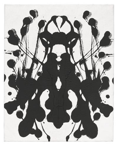 Andy Warhol-Rorschach-1984