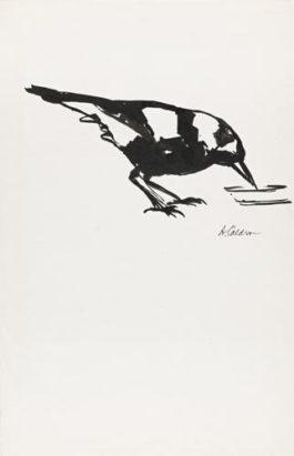 Alexander Calder-Untitled (Raven)-1925