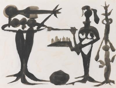 David Smith-Untitled-1952