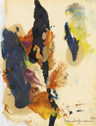 Hans Hofmann-December Series No. 12-1965
