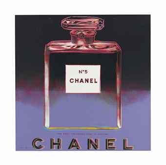 Andy Warhol-Chanel, From: Ads-1985