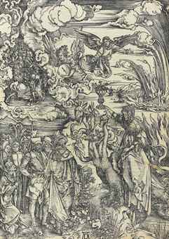 Albrecht Durer-The Whore Of Babylon, From: The Apocalypse-1497