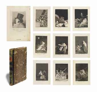 Francisco de Goya-Los Caprichos-1798