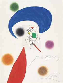 Joan Miro-Mobles Juncosa-1977