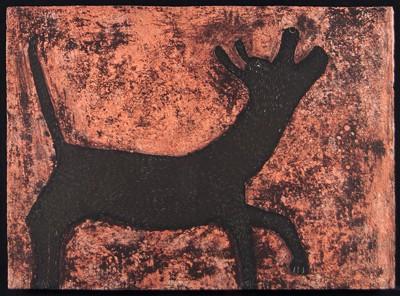 Rufino Tamayo-Perro-1979
