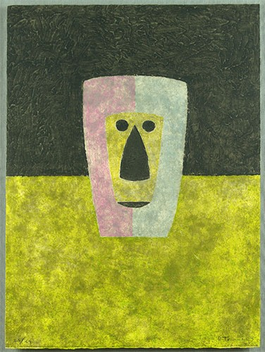 Rufino Tamayo-Mascara-1984