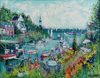 Yolande Ardissone-Le Jardin Du Bretagne-