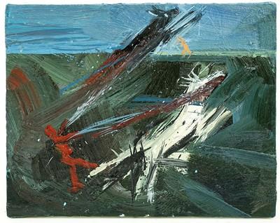 Susanna Coffey-Rharian Plain I-1988