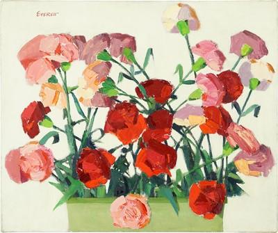 Len Gridley Everett-Roses-