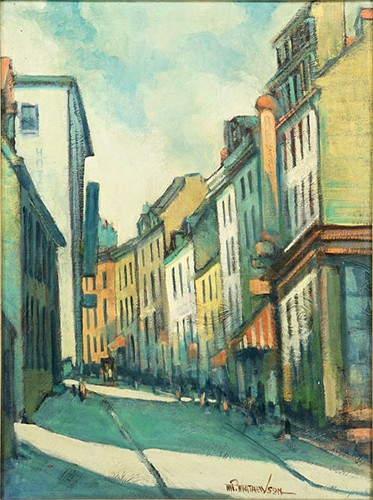 M.P. Mathewson-Grande Allee, Quebec City-