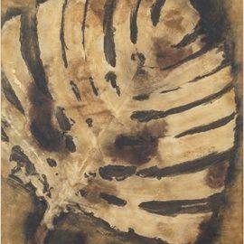 Dwight Kirsch-Untitled Leaf-1966