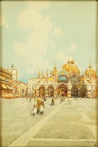 Gian Luciano Sormani-Piazza De San Marco-
