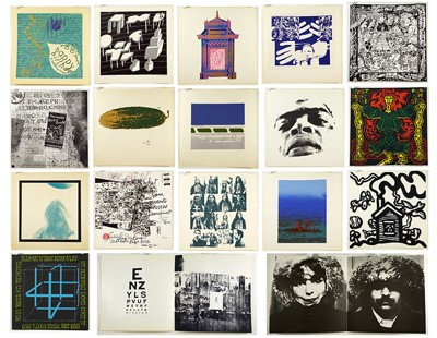 Portfolio: Screen Prints-1970