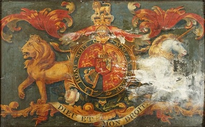 Artist Unknown - An English Crest-