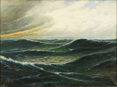 H. Pohl-Seascape-