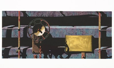 Robert Cottingham-Rolling Stock, For Mark-1992