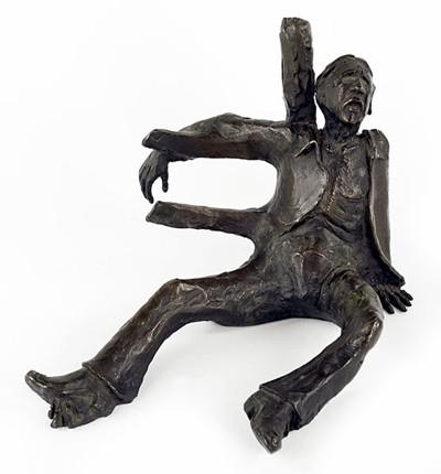 Chapel-Fallen Figure-
