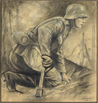 Karasek - German Soldier-1940