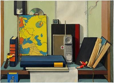 Frank Trankina-Information Age-1996