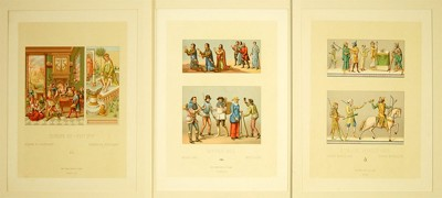 A Collection of Chromolithographs-