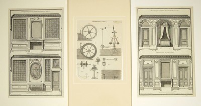 A Collection of 18th and 19th Century Prints-