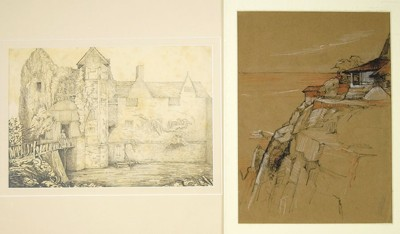 Various artists - A Collection of 19th and 20th Century Drawings-