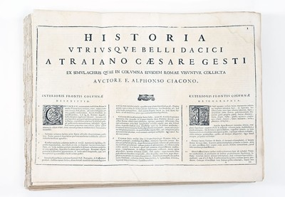 Pietro Santi Bartoli-Trajan's Column-